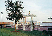 Waterfront Park on St. Mary's River